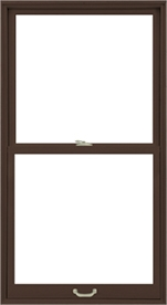 architect series traditional double-hung window